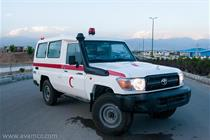 TOYOTA Hard Top Ambulance